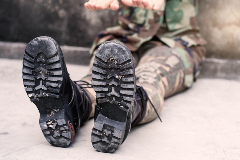 Gdzie kupować odzież wojskową?