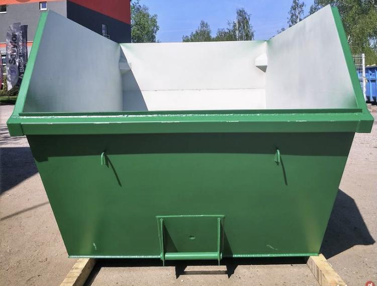 Kontenery na odpady – wywóz śmieci oraz gruzu